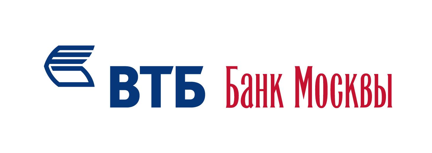 Логотип ВТБ Банка Москвы