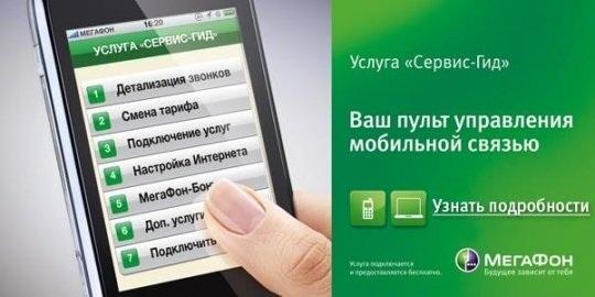 Вход в Сервис ГИД с мобильного телефона
